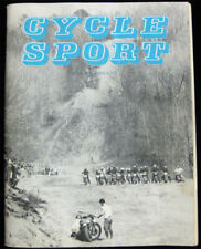 Cycle Sport 1966 _Mega Rare Vtg Magazine - Japanese Motorcross Portuguese Racing