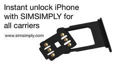 SPRINT Premium Unlock Simsimply For iPhone 5 to 7 Plus