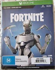 RARE! Fortnite Full Game + Eon Bundle + 2000 V-Bucks - XBOX ONE - DOWNLOAD CODE