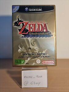 The Legend Of Zelda The Windwaker Edition Limitee Nintendo Gamecube Game Cube Gc