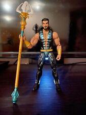 "Marvel Legends Walgreens Exclusive Namor 6"" Scale Action Figure Hasbro w/Beard"