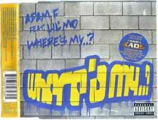 Adam F Feat. Lil' Mo - Where's My..? (CD, Single, E CD - 629