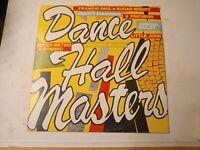 Dance Hall Masters - Various Artists - Vinyl LP 1988