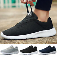 Men's Sports Running Shoes Fashion Casual Trainers Athletic Tennis Sneakers Gym