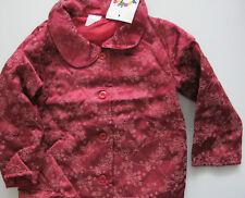 BAMBINO - Mädchen - Kinder-   Satinsteppjacke-  Jacke -  Gr. 86/92 - NEU