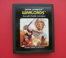 Warlords Atari 2600 Game *Cleaned & Tested*