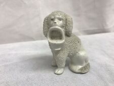 Antique Staffordshire Figure Of A Dog