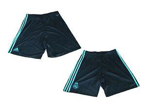 Real Madrid Away Trikot Shorts Hose 2017/18 Adidas M