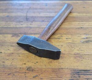 Antique Tools BLACKSMITH Hammer • RARE Cross Straight Peen Anvil Hammer ATHA ☆US