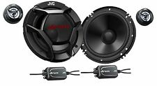 "JVC CS-DR600C Drvn Series 6.5"" 360w Car Audio Component Split speaker Kit"