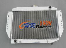 3 ROW Aluminum Radiator JEEP CHEROKEE WAGONEER J-SERIES 5.9L V8 1972-1979