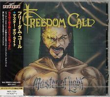 FREEDOM CALL-MASTER OF THE LIGHT-JAPAN CD Bonus Track F83