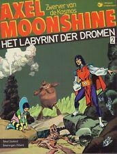 AXEL MOONSHINE 02 - HET LABYRINT DER DROMEN