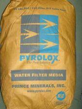 Pyrolox Filter Media - 0.5 cu ft - Iron, Sulfur, Manganese