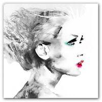 Paul sinus art kunstdruck einer malerei leinwand modern stil abstrakt 100x50cm ebay - Moderner kunstdruck leinwand ...