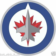 Winnipeg Jets NHL Decal/Sticker