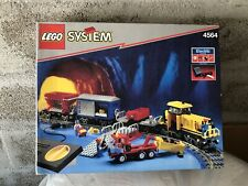 Boîte Vide Lego System Trains Freight Rail Runner 4564 EMPTY BOX