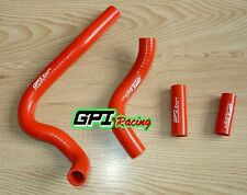 FOR Honda CR250 CR250R CR 250 R 1992-1996 1993 1994 95  silicone radiator hose