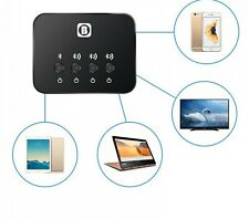 New Bluetooth Transmitter For TV Support Dual Link Wireless Music Audio Adapter
