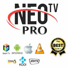 NEO PRO 2 CODE OFFICIEL 12 MOIS ( smart tv - android box) envoi tres rapide