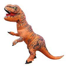 T-Rex Inflatable Dinosaur Costume Unisex Adults Teens Tyrannosaurus Dino Outfit