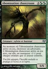 *MRM* ENGLISH 4x Abomination chancreuse ( Canker ) MTG Eventide