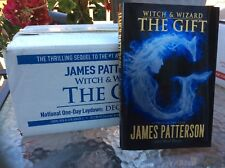 James Patterson Witch & Wizard The Gift - box lot of 10 books  New! condition
