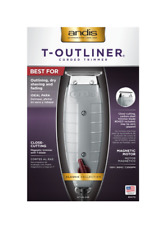 Andis T-Outliner Trimmer Model 04710 Free & Fast USPS Priority Mail Shipping