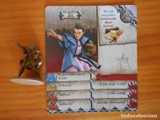 ZOMBICIDE GREEN HORDE - ZEE - KICKSTARTER - FIGURA + TARJETA - NUEVO (CD)