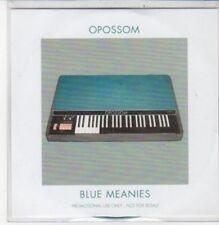 (DC182) Opossom, Blue Meanies - 2012 DJ CD