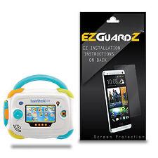 2X EZguardz Screen Protector Shield 2X For VTech Innotab 3 Baby (Ultra Clear)