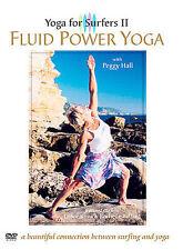 Yoga For Surfers 2 - Fluid Power Yoga (DVD, 2004)