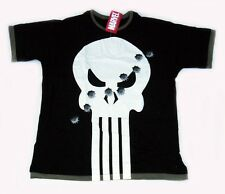 T-SHIRT PUNISHER PUNITORE MARVEL COMICS M