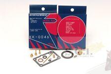 KAWASAKI KE125 KEYSTER CARBURETOR CARB REBUILD REPAIR KIT 1976 - 1978