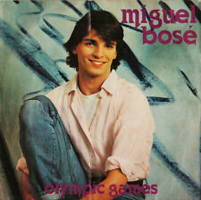 Miguel Bosé – Olympic Games -  45 RPM