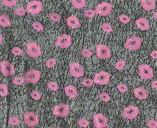 Pink Lipstick Kisses Cotton Bandana Scarf Handkerchief Hanky 21X21 Inch