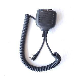Kenwood Shoulder Speaker Microphone