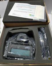 Topaz Systems Tf Lbk463 Hsb R Signature Pad With Biometric Fingerprint Scanner