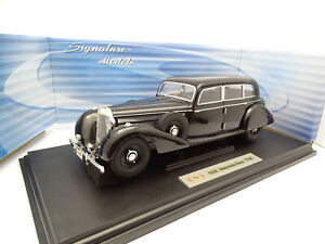 Signature Models 1/18 - Mercedes 770K 1938 Noire