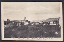 PERUGIA FOLIGNO 45 Cartolina viaggiata 1931