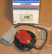 CARBURETOR CHOKE THERMOSTAT -fits 80-87 Chevy Pontiac - CarQuest CV209