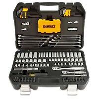 Dewalt 142 Piece Mechanics Tool Set T22018