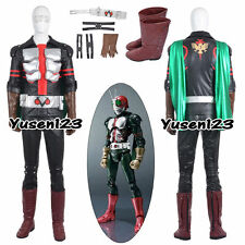 Masked Rider The Next Kamen Rider V3 Cosplay Costume Party Clothing