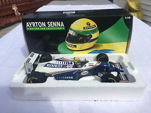 AYRTON  SENNA 540 WILLIAM FW 16,1994, NEW, MINT,'' RARE FINE'ADD 2 UR COLLECTION