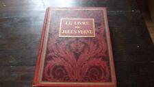 Le livre de Jules VERNE recits tires de differents ouvrages