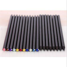 4PCS Cute Diamond Color Pencil Stationery Drawing Office School Supplies Pencils