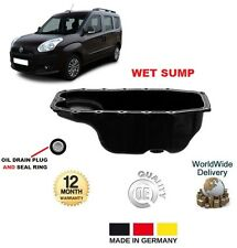FOR FIAT DOBLO 119 223 263 1.3 JTD D MULTIJET 2004-->ON ENGINE OIL WET SUMP