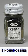 Testors 1165TT Enamel 1/4 oz Flat Army Olive NEW SEALED TES1165TT HH