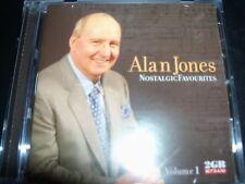 Alan Jones Nostalgic Favourites Volume 1 Various (Australia) CD – Like New
