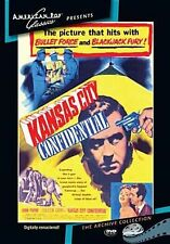 Kansas City Confidential (Preston S. Foster) - Region Free DVD - Sealed